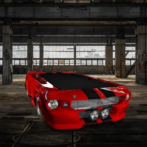 Mesa de bilhar Mustang