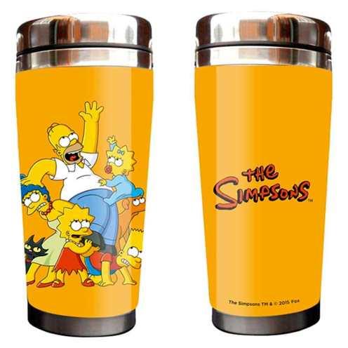 Copo-Térmico-Família-Os-Simpsons-Cód-324103