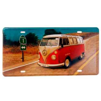 Placa-de-Carro-Kombi-California-Cod-338601