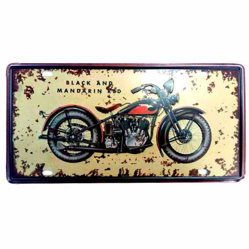 Placa-de-Carro-Moto-Black-and-Mandarin-Rod-Cod-339101