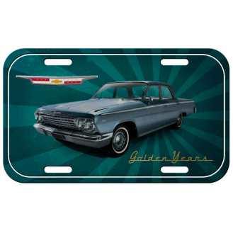 Placa-de-Metal-Baby-Boomer-Chevrolet-Retrô-Cód-313101