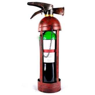 Porta-Garrafa-de-Vinho-Extintor-de-Incêndio-Cód-229001