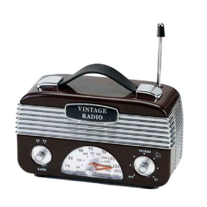 RadioVintageModernoAmFmMarrom-Cod-180801