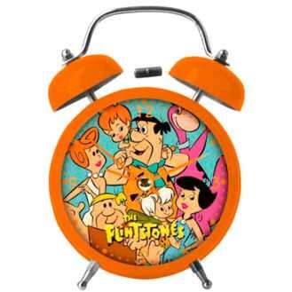 Relógio-Despertador-Os-Flintstones-Cód-309001